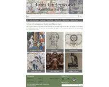 John Underwood Books