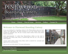 Pinewood Boarding Cattery