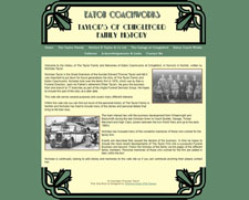 Taylors of Cringleford - Eaton Coach Works